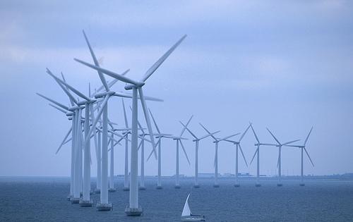 La energía eólica, más barata que la nuclear