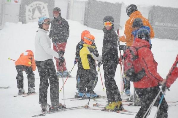 Iñaki I, el Imputado Esquiador