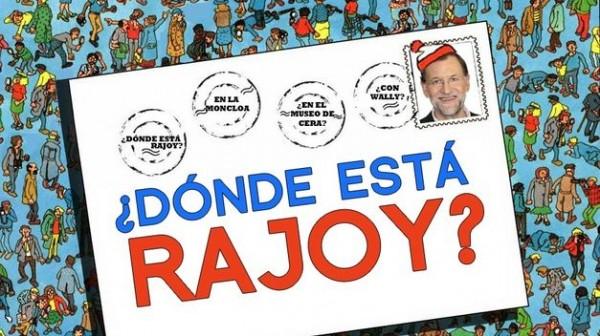 ¿Dónde está Rajoy?