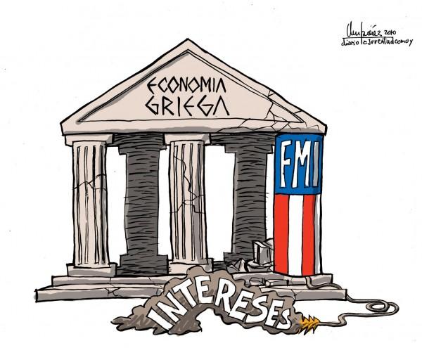 El FMI sentencia a Grecia