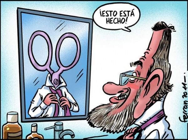 Rajoy: Donde dije digo, digo Diego.