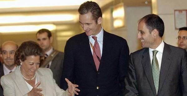 La Familia Real y la derecha española