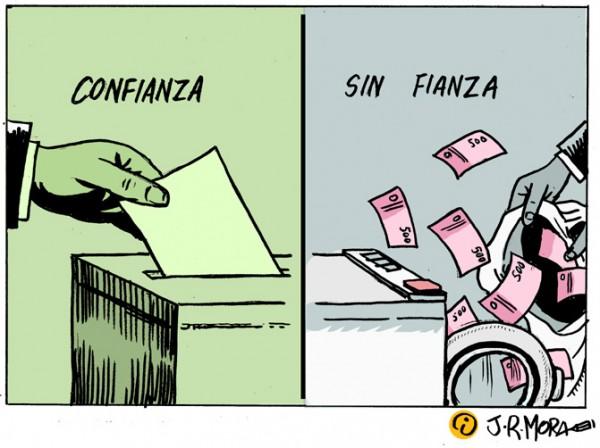 """Los vascos dicen """"NO"""" a la amnistía fiscal del PP"""