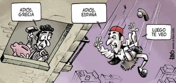 Hacia la privatización de España