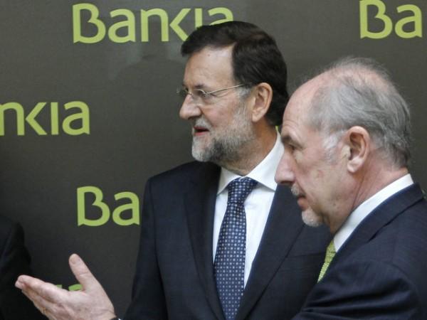 Rajoy se plantea recapitalizar la banca con dinero público