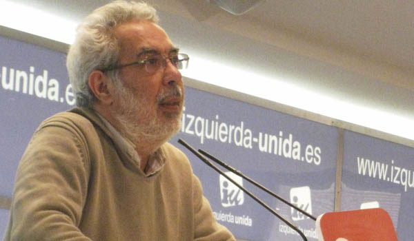 IU proponer cambiar el modelo económico español