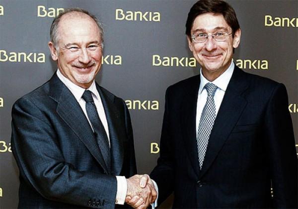 La falsa nacionalización de Bankia