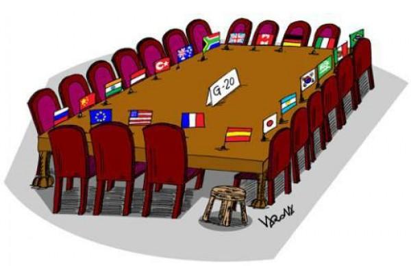 España y la crisis europea al G20