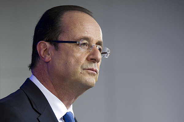 Hollande dispuesto a ceder terreno