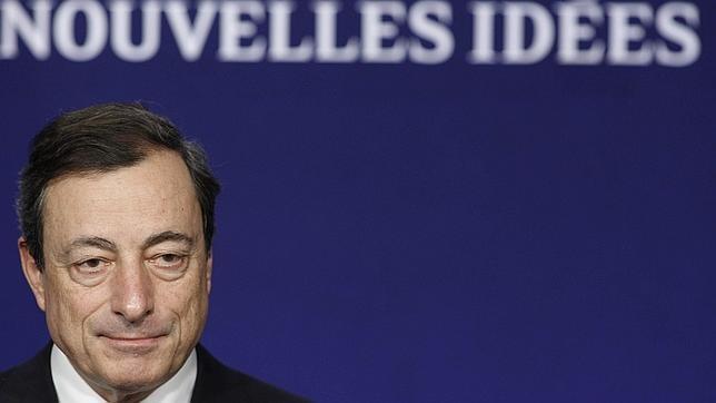 Draghi calma a los mercados