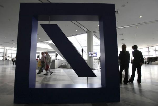 El principal banco alemán manipuló el líbor