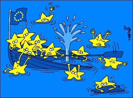 La recesión europea perjudica nuestras exportaciones