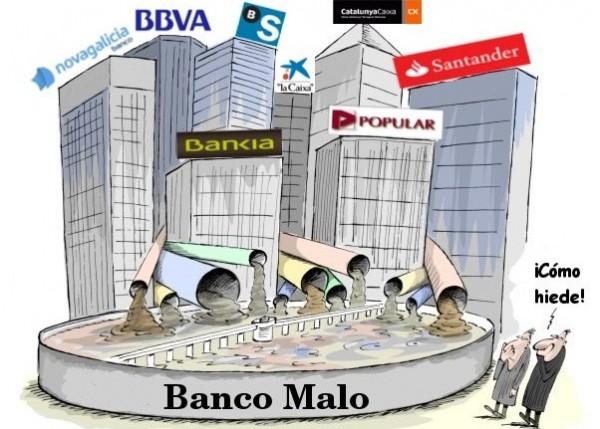 A vueltas con el banco malo