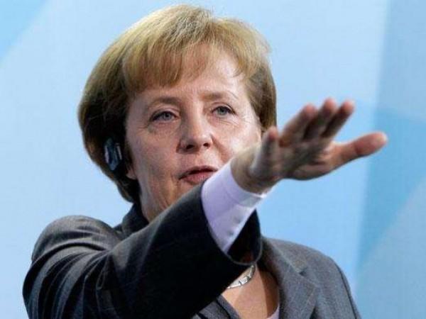 La bondad de Angela Merkel y sus colegas