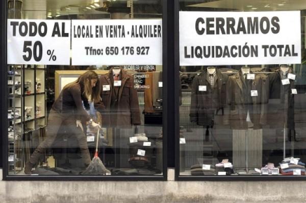 Consumidores y pymes a la huelga general