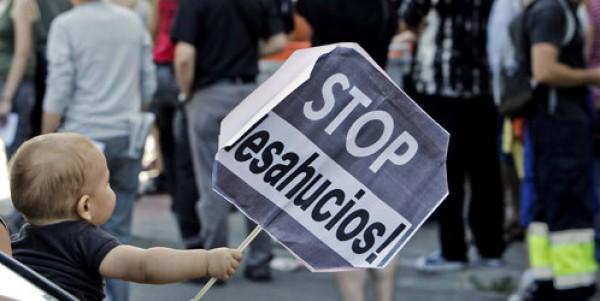 Los jueces consideran agresiva la ejecución hipotecaria española