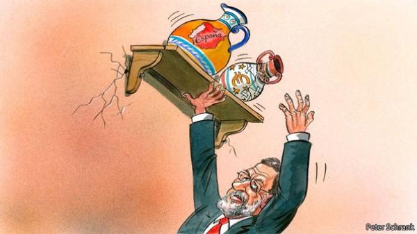 Rajoy nos conduce a 'una espiral de muerte'