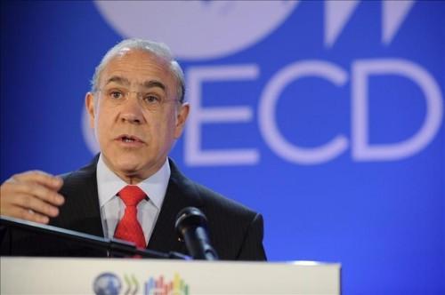 Cambio de impresiones entre el Gobierno y la OCDE