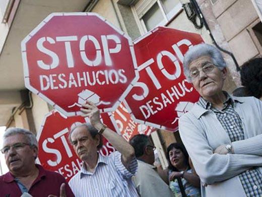 El PP quiere reformar la legislación sobre desahucios
