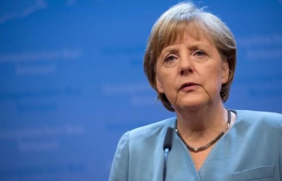 Merkel niega los rumores