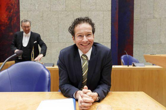 Nuevo presidente del Eurogrupo