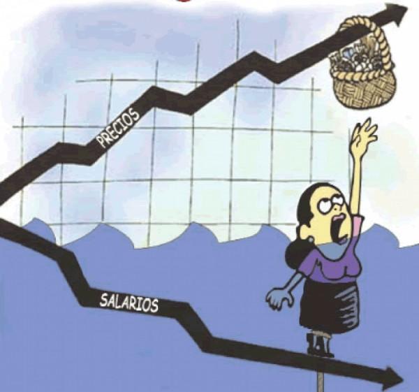 La inflación se dispara