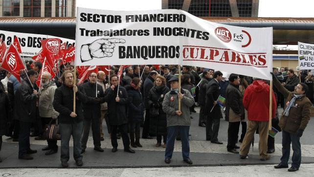 Los bancos nacionalizados pierden más dinero que las ayudas recibidas de Europa