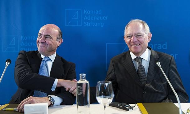 Las empresas alemanas prestarán dinero a las españolas