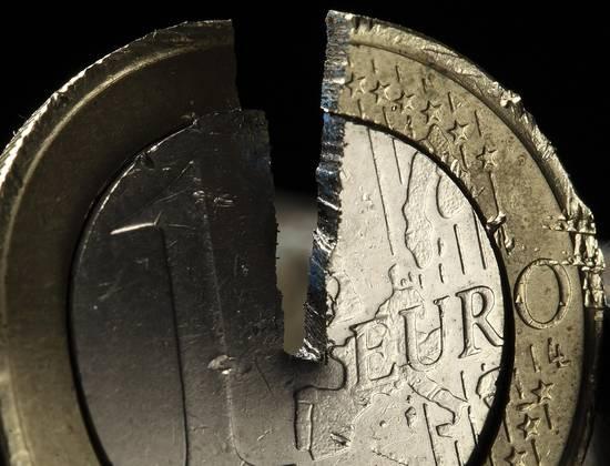 La recesión de la eurozona es mayor que en el resto de la Unión