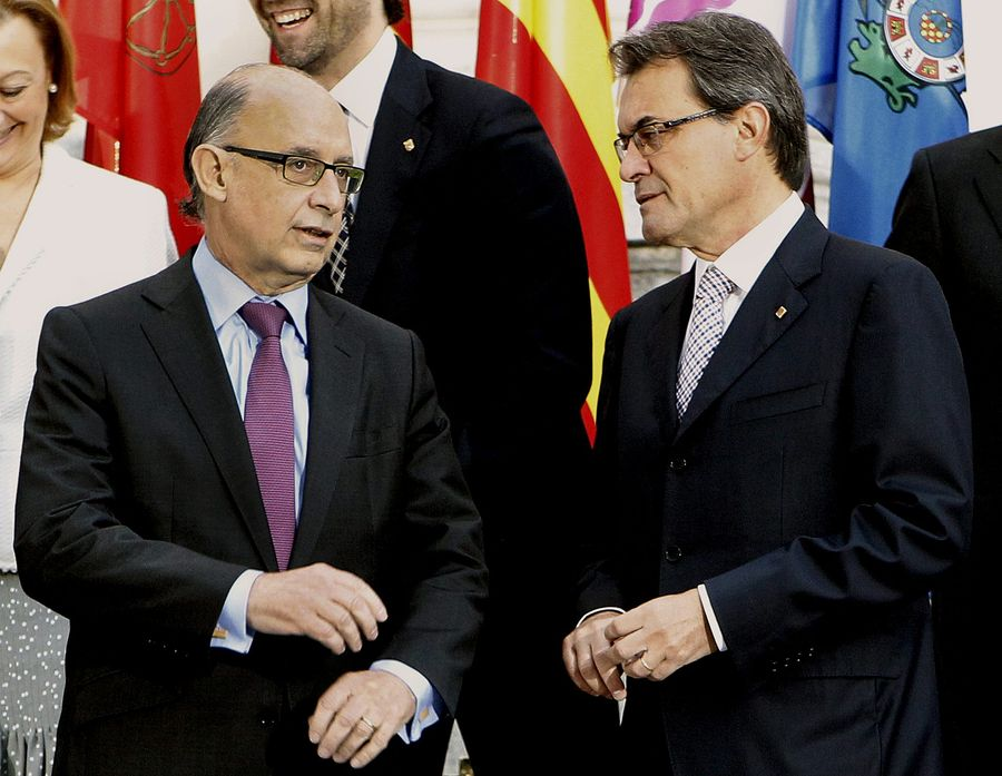 Montoro tumba las exigencias catalanas