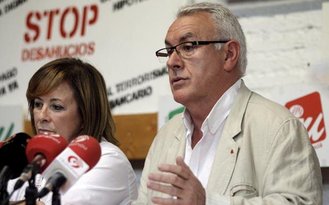 IU critica la parcialidad de los miembros del Comité de reforma de las pensiones