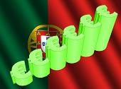 La sociedad portuguesa debate su salida del euro