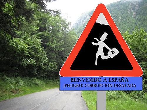 España es corrupta