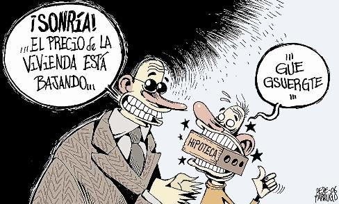 El Banco de España publica una guía para conocer los entresijos de una hipoteca