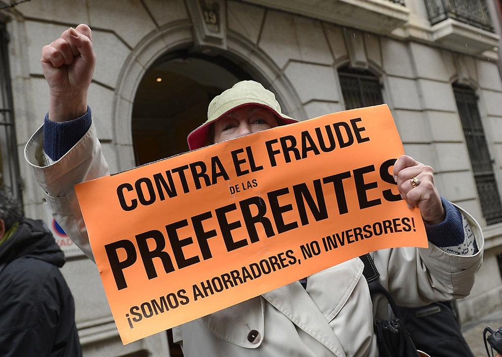 Los preferentistas de Bankia no pagarán costas judiciales si se acogen al arbitraje