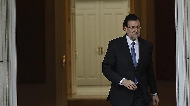 Rajoy se reunirá el martes con los grandes empresarios