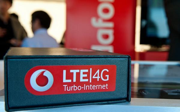 Vodafone lanzará 4G en 8 nuevas ciudades II