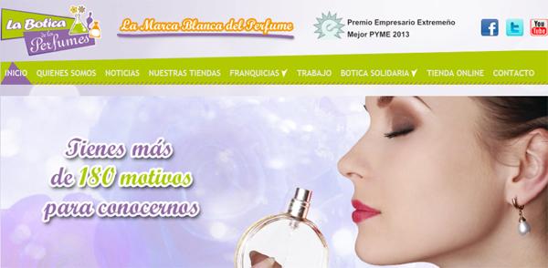 La Botica de los Perfumes inaugura 4 tiendas en un mes