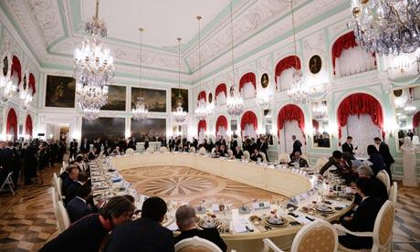 Conclusiones de la reunión del G-20