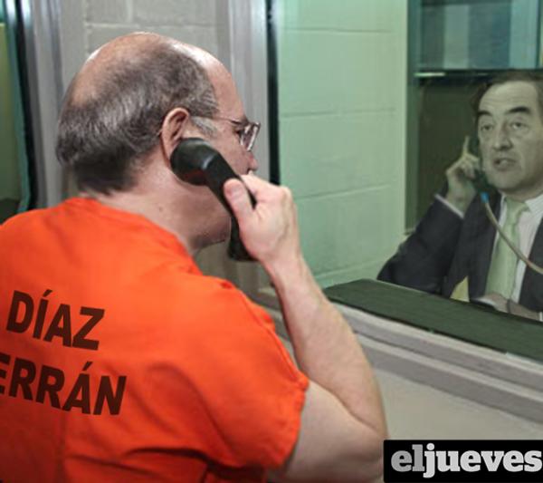 Díaz Ferrán: Trabaja más, cobra menos y yo camuflo 88 millones de euros