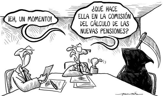 Menos poder adquisitivo para los pensionistas con el nuevo modelo de pensiones