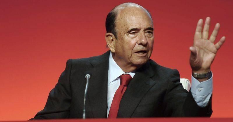 El ministro de Economía es más prudente que Emilio Botín