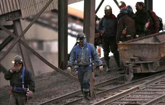 La patronal del carbón esperanzada con 2014