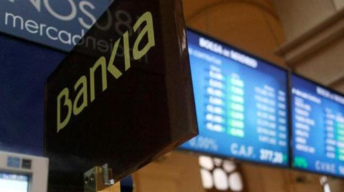 El Gobierno podría vender parte de Bankia antes de abril