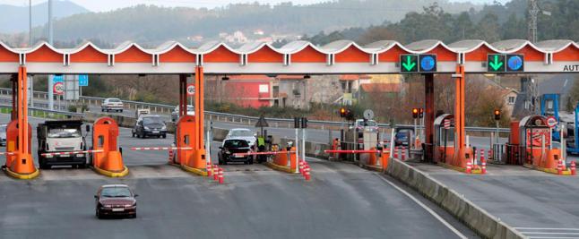 El BNG quiere anular la subida de los peajes de las autopistas