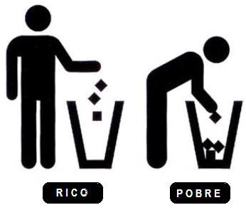 Los ricos son más ricos y los pobres más pobres