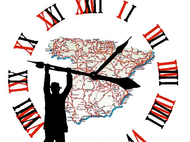 Los españoles quieren cambiar el huso horario