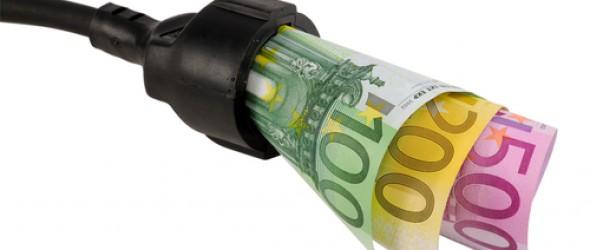 Los consumidores se rebelan ante el precio de la luz