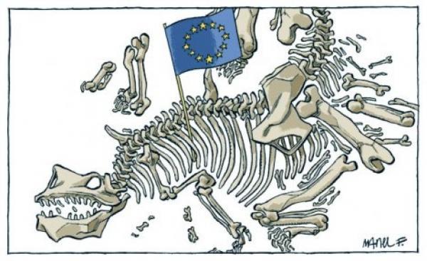 España se recupera demasiado lento, en opinión de Europa