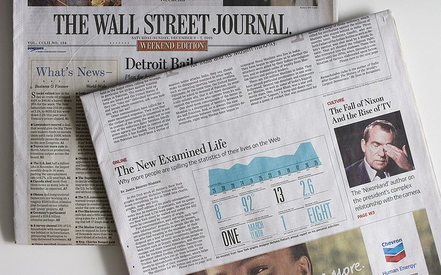 The Wall Street Journal pega duro al gobierno español